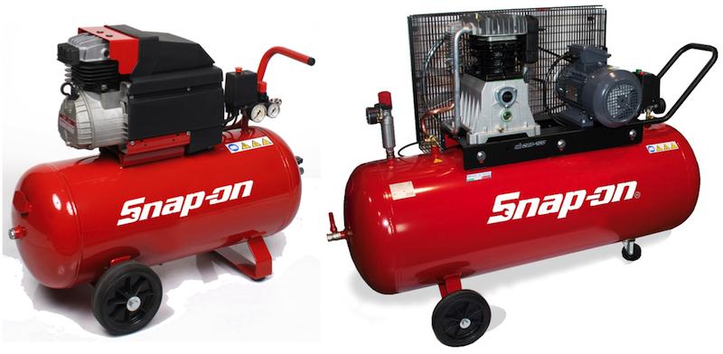 Snap-on Compressoren Collage 3